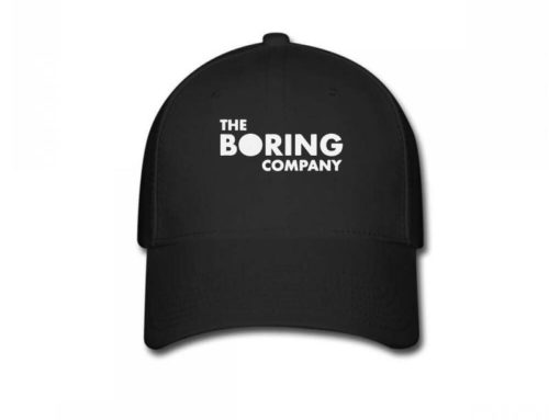 Swag from Elon Musk's Boring Company hits eBay for thousands of dollars