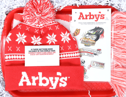 Arby's Launched a Subscription Box, and It Sold Out in Less Than an Hour