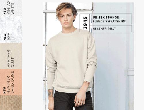 Street Fleece Trending Colors