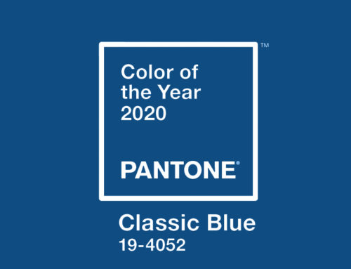 Pantone Color of the Year – Classic Blue